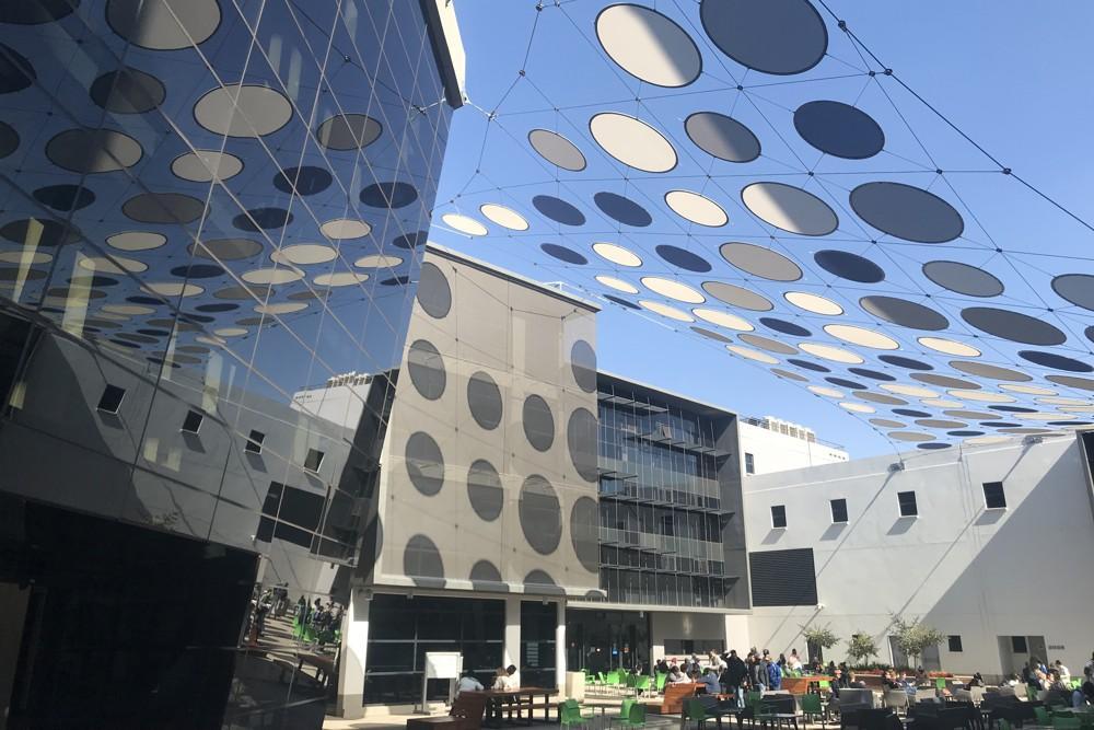 University of Pretoria Piazza